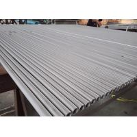 China ASTM A312  304 Seamless Stainless Steel Round Tube High Tensile Strength Cracking Resistance wholesale