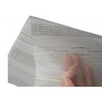 China Interlayer Innovative Fabric Laminated Glass Metalica Mesh For Glass Ceiling Tile wholesale