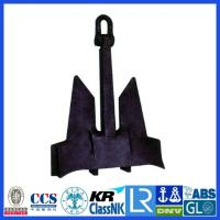 China China Supplier Black Painted Marine AC-14 HHP Anchor With DNV ABS CCS BV NK Class wholesale