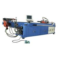 China Cold Metal Pipe / Tube Bender Machine Automatic With R 25 - 200 110V 12MPa wholesale