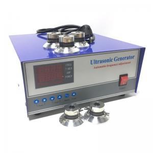 China Driving Power Digital Ultrasonic Generator 40khz/50khz/54khz/60khz Long Lifespan wholesale