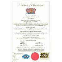 Shenzhen HuiLy Electronics Co., Ltd. Certifications