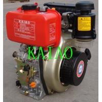 Quality Low Fuel Consumption 12Hp Diesel Engine With 5.5L Fuel Tank Capacity wholesale