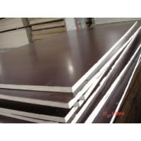 Quality Dark Brown Exterior Plywood , Marine Film Faced Plyfood for Outdoor FFP for sale