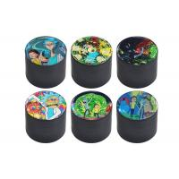 China Rick And Morty Herb Grinder wholesale