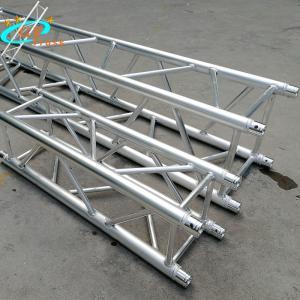 China 4m No Rust Square Lighting Aluminum Spigot Truss 290mm wholesale