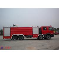 China Huge Capacity Fire Fighting Truck Mercedes Chassis With Pressure Combustion Engine wholesale