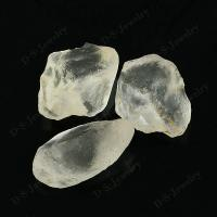 Quality China Wholesale Natural White Topaz Rough Material for sale