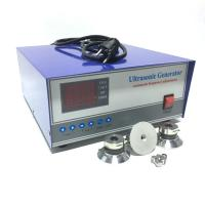 China Arbitrary Waveform Ultrasonic Cleaner Generator 25khz/28khz/40khz Liquid Application wholesale