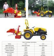 "Quality Wood Chipper with Swivel Chute ( 8"") for sale"