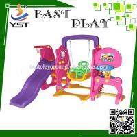 China 2016 children commercial indoor playground equipment, indoor plastic toys for sale on sale