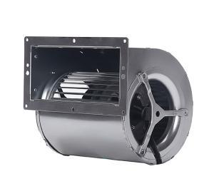 China EC 133 Brushless Double Inlet Centrifugal Blower PWM 230V 1600 Metal 68dB wholesale