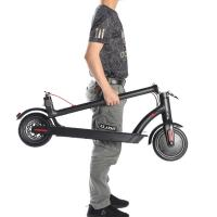China 8.5 Inch 250W Mini Powerful Electric Scooter For Teenager Foldable LED Display wholesale