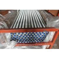 China A179 SMLS Carbon Steel OD19X1.25WT LL Type Fins Radiator Tube with Spacer Box wholesale