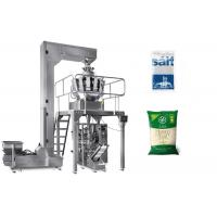 China High Accuracy Salt Packaging Machine Less Pulling Resistance Easily Maintain wholesale