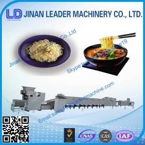 China extruder machine Mini instant noodles snack production line wholesale