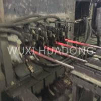 China Brass pipe 50x5mm Horizontal Copper Continuous Casting Machine 6000mm Length wholesale