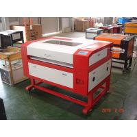 Quality 50 Watt CO2 Laser Cutting Engraving Machine , Laser Glass Engraver wholesale