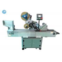 Quality Horizotal Small Semi Automatic Labeling Machine For Paper Tube / Ballpoint  Pen for sale