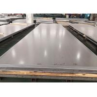 China 2B Finish 201 Ss Stainless Steel Sheet , Prime Hot Rolled Steel Plates wholesale