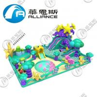 Buy cheap Indoor Playground PVC Inflatable Paradise Inflatable Obstacle Course for Sale from wholesalers
