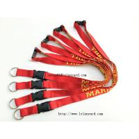 China Wholesale Event Promotional Woven Lanyard with Customer Logo wholesale
