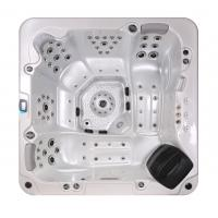 China Combo Massage Pure Spa Hot Tub , Jet Spa Tub With Aesthetic Design SAA / CE wholesale