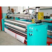 China Fully Automatic UV Coating Machine Frequency Control For Cover Cloth wholesale
