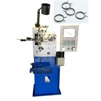 High Accuracy Compression Spring Machine 1200m / Min With CNC Control System