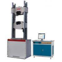 China High Pressure Hydraulic Tensile Testing Machine With 2000 KN Capacity wholesale