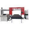 China CNC Dual Fast PU Foam Cutting Machine , Wire EVA Foam Sheet Cutting Machine wholesale