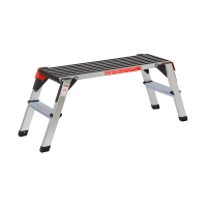 China Adjustable 96x30cm Anti Corrosion Aluminum Step Stool Platform wholesale
