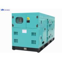 China Water Cooled 450kVA Volvo Diesel Generator 50Hz with Engine Control Unit wholesale