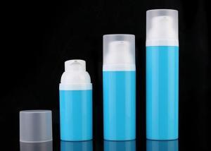 China Cosmetics Packaging 30ml 50ml 75ml Emulsion Bottle PP Plastic Packagging Airless Bottle wholesale
