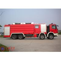 Max Power 440KW Fire Fighting Truck Fixed All Equipments With Rust Proof Special Clamp