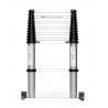 Buy cheap Anti Rust Aluminum 3.2m Telescopic Platform Ladder from wholesalers
