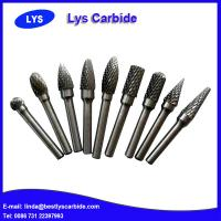 China High quality carbide Rotary Burrs,Tungsten Carbide Burrs For Grinding Metal wholesale