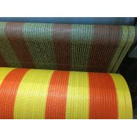 China Orange Personnel Debris Industrial Safety Netting 40gsm - 200gsm wholesale