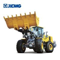 China XCMG Official ZL50G Compact Wheel Loader Front End 5 Ton High Torque wholesale