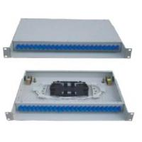 China Artistic appearance, easy for pasting signs SC Dummy drawer Fiber Optic Patch Panel wholesale