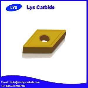 China Carbide insert DNMG110404,DNMG110408,DNMG110412,DNMG150404 wholesale