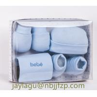 China new born baby accessories/baby gift set wholesale