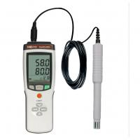 Buy cheap Handheld Temperature And Humidity Data Logger Plastic ABS  High Precision And Reliability from wholesalers