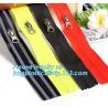 China OEM design zipper with semi auto lock slider/ continuous zipper/ zipper waterproof, 5# nylon & waterproof zipper seamles wholesale