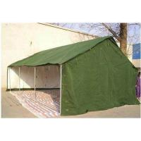 Buy cheap 2 - 40 Person Heavy Duty Canvas Tents With Hot Galvanized Steel Pole Frame from wholesalers