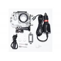Buy cheap SJCAM Waterproof  Case  with Charger for SJ4000 + Plus SJ4000 WIF on Motorcycle from wholesalers