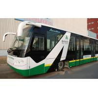 China 14 Seat 6 Door Diesel Engine Airport Transfer Bus Airport Coaches 110 passengers capacity wholesale
