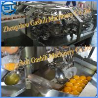 Quality Hot selling stainless steel egg breaking machine  0086-13643842763 for sale