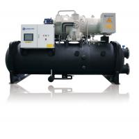 Buy cheap High Performance Two Stage Compression Centrifugal Water Chiller With PID from wholesalers