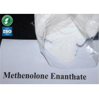 Buy cheap Raw Steroid Powders 99% purity Methenolone Enanthate for Muscle Growth CAS 303-42-4 from wholesalers